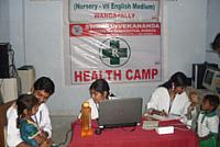 Student Health Camp